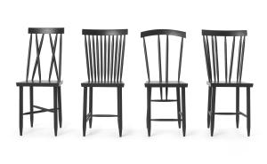 black-family-chairs