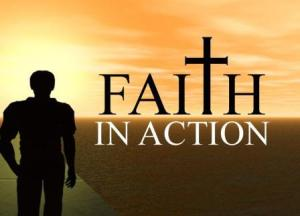 faith in action album cover